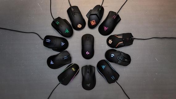 Chcete kvalitnú káblovú alebo wireless hernú myš? Pozrite si výber najlepších v rôznych cenových kategóriách