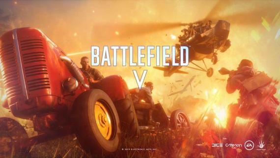 EA a DICE predstavili Firestorm - battle royale režim pre Battlefield V