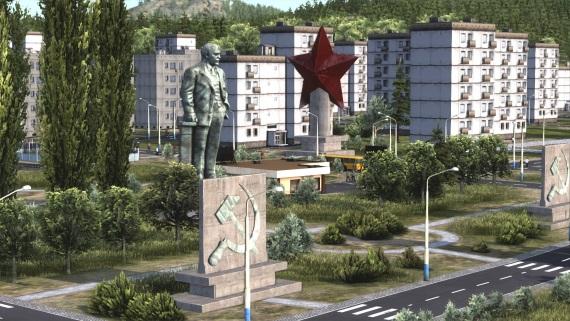 Workers & Resources: Soviet Republic je už na Steame, budovanie socialistického raja môže začať