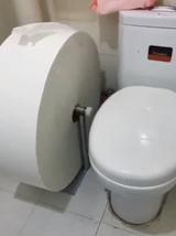Konečne poriadny kotúč toaletného papiera