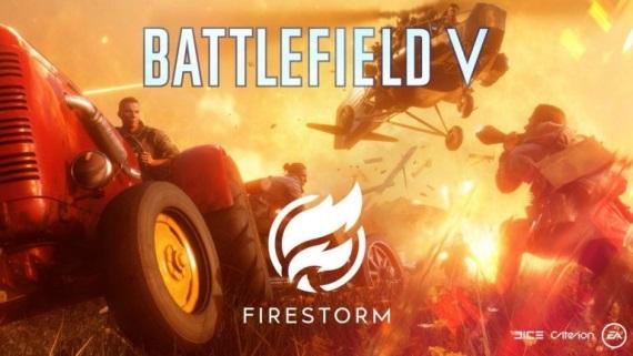 Firestorm, battle royale režim pre Battlefield V ponúka nový trailer a ukazuje hrateľnosť