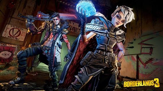Šéf Gearboxu analyzuje výhody Epic Games Store, páči sa mu, že časová exkluzivita Borderlands 3 bude krátka