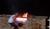 Takto sa oheň nehasí