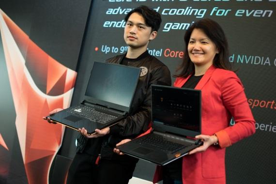 Asus opäť rozširuje svoju ROG sériu herných notebookov
