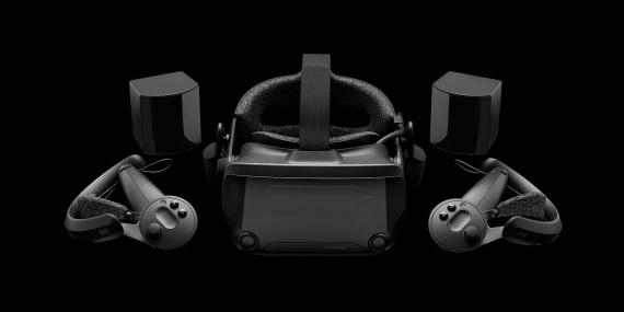 Valve predstavilo svoj Valve Index headset pre virtuálnu realitu, bude stáť cez tisícku