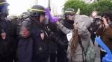 Policajná brutalita zachytená na videu!