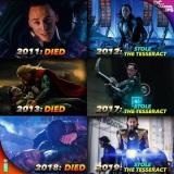 Ak ste fanúšik Avengerov....