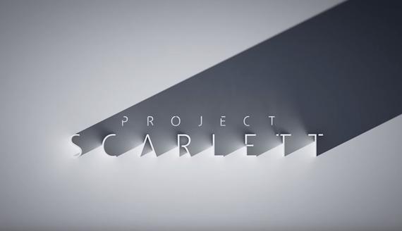 Nový Xbox - Project Scarlett priblížený