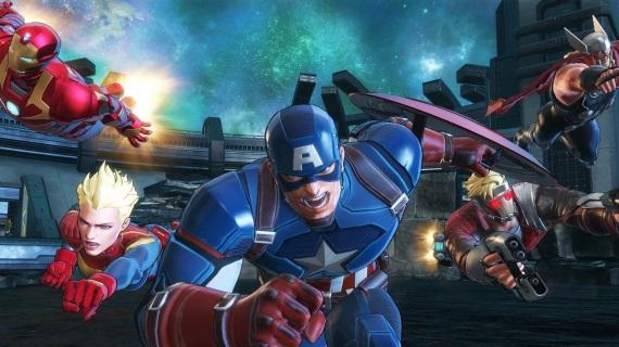 Nintendo predviedlo 50 minút z hrania Marvel Ultimate Alliance 3