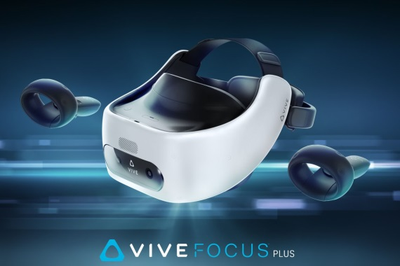 HTC Vive Focus Plus sa v Európe len tak nepresadí a je to veľká škoda