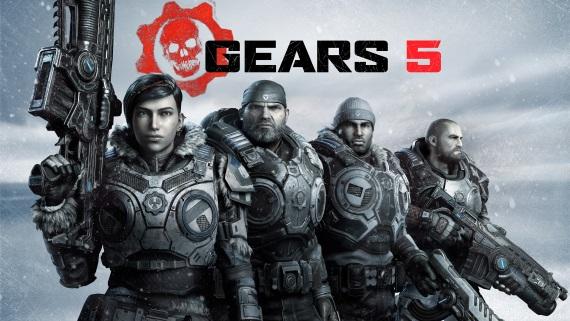 Gears 5 odštartuje 10. septembra