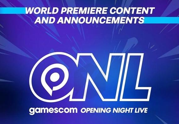 Livestream z otvorenia Gamescomu (20:00)