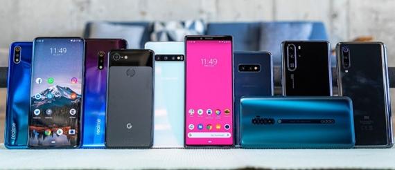Aký mobil kúpiť do 200, 300, 500, 1000 eur v lete 2019?