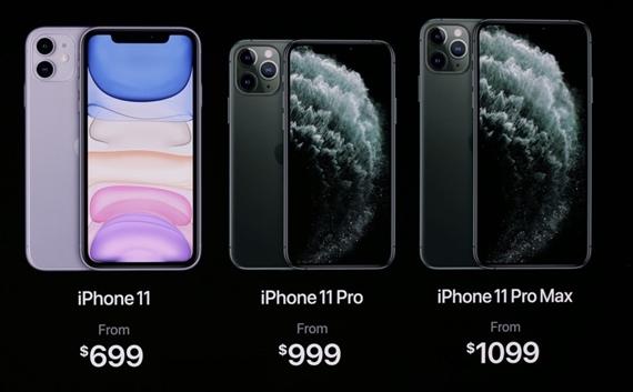 Apple predstavilo iPhone 11 sériu mobilov, pridalo nový iPad a nové hodinky