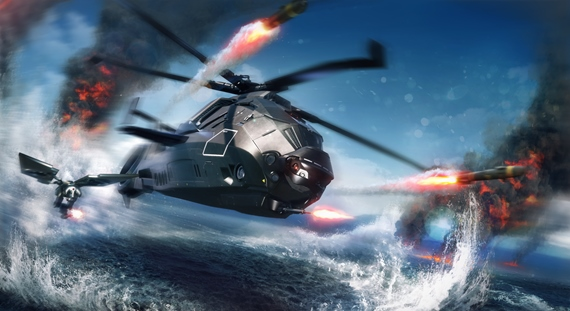Gamescom 2019: Comanche opäť naberá pilotov helikoptér
