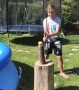 Jedinečný ninja skill