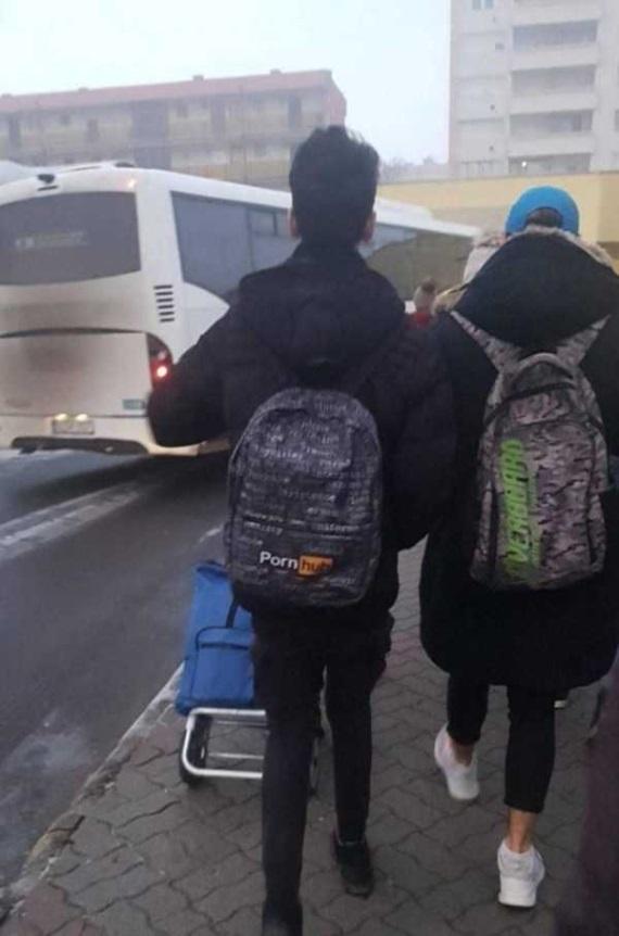 Ideálna taška do školy
