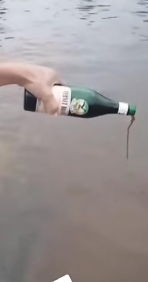 Keď sa vydáte na rybačku s pivom