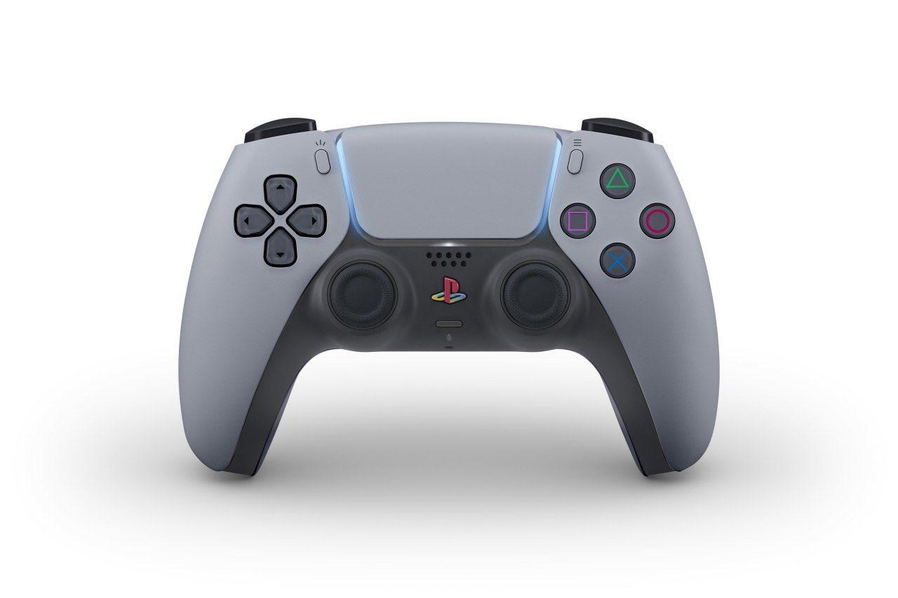 Internet ponúkol rozmanité návrhy farieb PS5 gamepadu