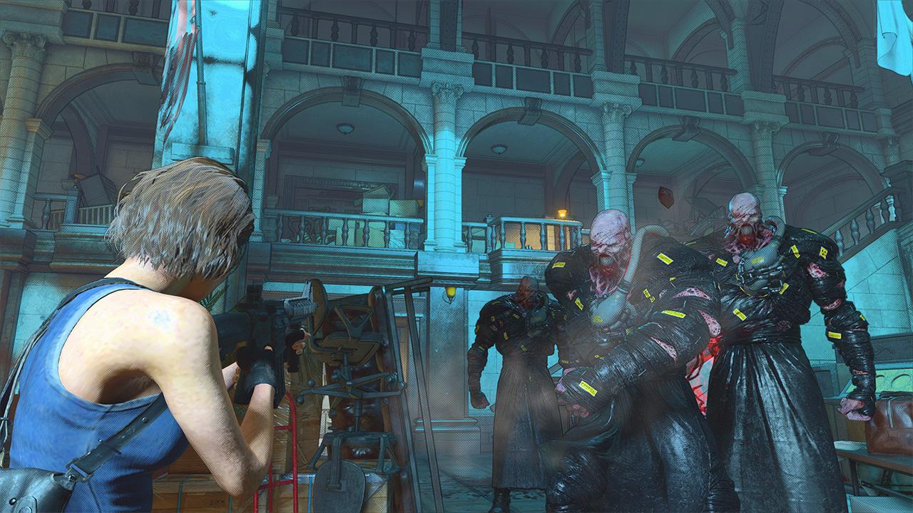 Tretí betatest Resident Evil Re:Verse práve beží