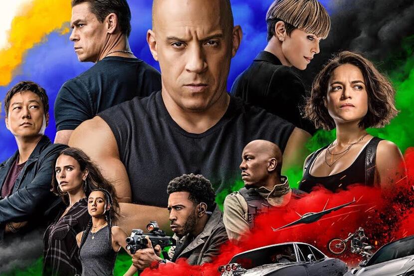 Filmová recenzia na Fast and Furious 9