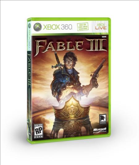 Fable III oficiálne pre Xbox360 a PC