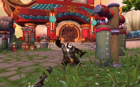 World of Warcraft: Mists of Pandaria ohlásené