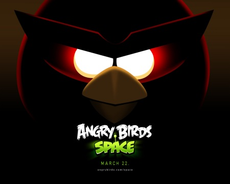 Angry Birds poletia do vesmíru
