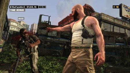 Max Payne 3 prichádza a dostáva deviatky