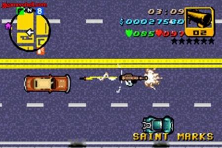 Evolúcia GTA série