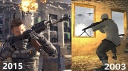 Hist�ria Call of Duty s�rie