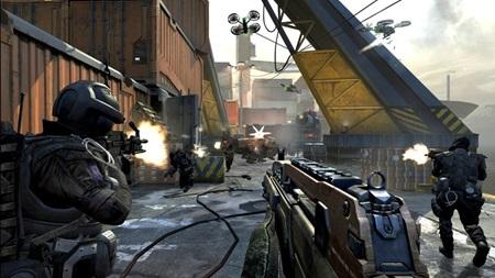 História Call of Duty série