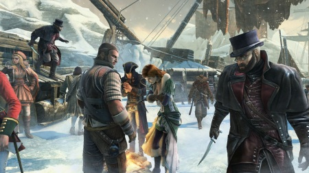 Co-op mód Wolf Pack v Assassin's Creed 3