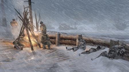 Zima bude najťažší protivník v Company of Heroes