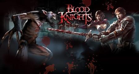 Blood Knights vás zviaže krvou