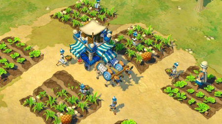 Age of Empires Online mieri do Babylonu