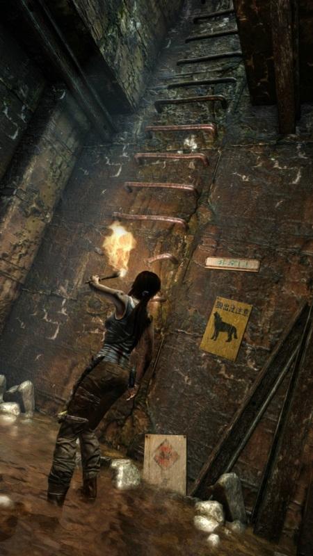 Lara Croft bojuje o život aj na GamesCome