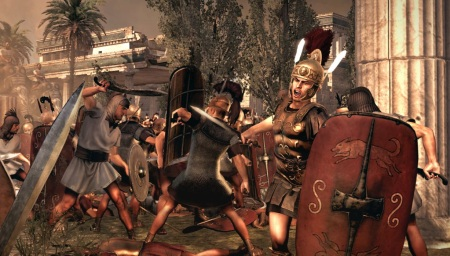 Total War: Rome II vyzerá fantasticky