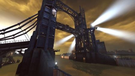 Svet Dishonored na záberoch