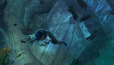 Zabime krokodíla v Assassins Creed 3 Liberation