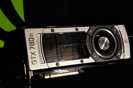 NVIDIA ukazala gtx 780 Ti