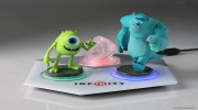 Mike a Sulley v Disney Infinity