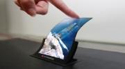 LG ukázalo 5 palcový ohýbateľný displej