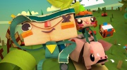 Media Molecule ukazuj� Tearaway Unfolded