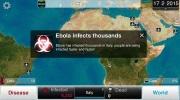 V�aka ebole vzr�stol z�ujem o hru Plague Inc