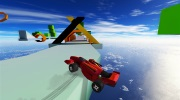 Jet Car Stunts pr�ve prich�dza na konzoly a handheld
