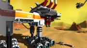 Robocraft preber� koncept World of Tanks, ale vozidl� a lietadl� si postav�te sami