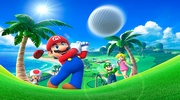 Uk�ky Mario Golf World Tour