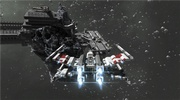 Space Engineers l�ka Star Wars moderov