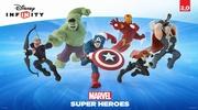 Disney Infinity 2.0 Live Event  odhalil Avengerov